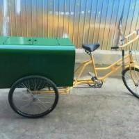 和田保洁三轮车厂家【纳川环保】质量可靠,维修方便