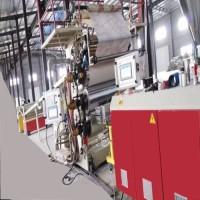 SPC地板生产线博宇新配方技术与工艺
