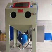 广西喷砂机 高压手动喷砂机灯架表面光滑度处理