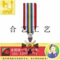 锌合金奖牌、立体滴油徽章、纪念奖章厂家