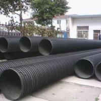 聚乙烯塑钢缠绕管供应商