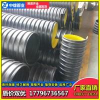 新型耐磨抗腐蚀钢带波纹管