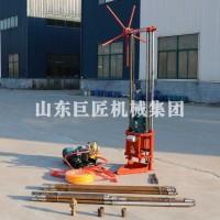 巨匠集团供应岩土取样钻机QZ-1A小型轻便岩心钻机