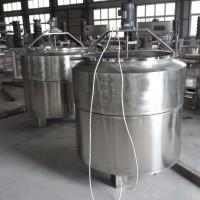 全自动三联(或五联)糊香味电磁煮浆设备