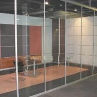 石景山办公室玻璃隔断安装厂家 磨砂玻璃隔断安装