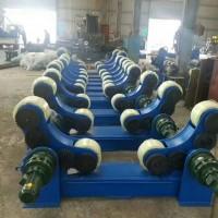 张家界明行数控法兰销售10自调滚轮架焊接滚轮架焊具不二之选