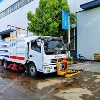 程力集团东风大多利卡扫路车带雪铲(国五)