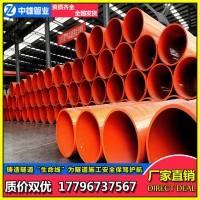 隧道工程使用的逃生管道丨DN800安全管道