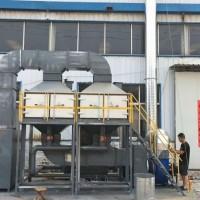 催化燃烧废气设备的技术要点诺和环保