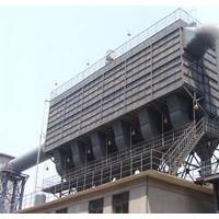CNMC型逆流脉冲反吹袋式除尘器的结构