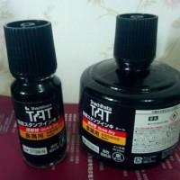 供应日本原装进口旗牌TAT速干金属印油