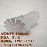 金泓铝箔散热器 铝箔片 铝软连接直销