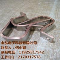 电力安装铜箔软连接节能降耗铜带软连接 定做铜软连接