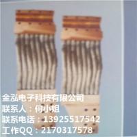一体化接头铜绞线软连接 铜编织接地线 导电铜端子
