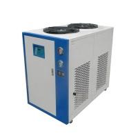 小型啤酒设备*冷水机 -5度水循环制冷机