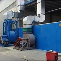 欣恒工程设备承接环保活性炭废气处理设备