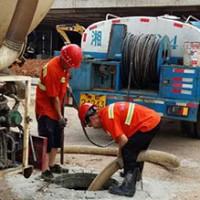 市政管网清淤流程,佛山洁强市政工程,管道清淤