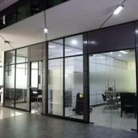 东城区安装玻璃隔断安装磨砂玻璃隔断公司