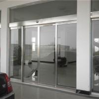 朝阳区安装感应门常营安装玻璃感应门厂家