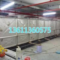 北京昌平搪瓷钢板水箱厂家产销售直供