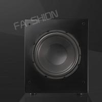 丹麦FA shionCK-12家庭影院定制安装低音炮音箱