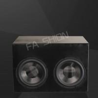丹麦FA shionMP-212家庭影院定制安装低音炮音箱