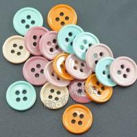 黛石 陶瓷衬衫纽扣 专业生产 耐用不退色 不变形的服装辅料