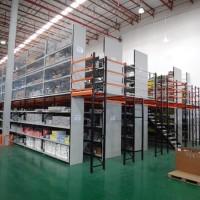 阁楼平台_货架仓储设备工厂_重型订制货架