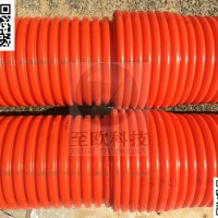 浙江HFCM双壁波纹管生产、外径192HFCM双壁波纹管