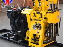 HZ-130Y液压水井钻机 家用水井钻机 柴油动力打井机