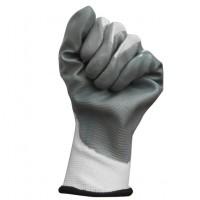 防静电尼龙丁青手套 防静电手套
