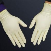 防静电乳胶手套 防静电手套