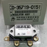 1-81270-0070原装日兴NIKKO发电机调节器