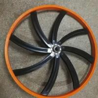 减震轮组供应商向尚轮毂轮组轮子生产厂商