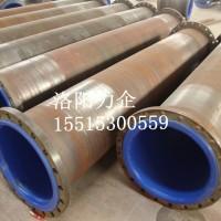 厂家供应碳钢衬塑管道、腐蚀性介质输送管道