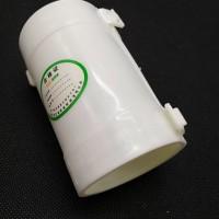 空调冷凝水回水保温管PVC外保护壳