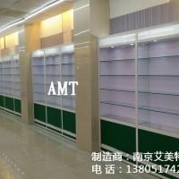 南京有机食品玻璃展柜