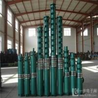 380方大流量铸铁深井潜水泵