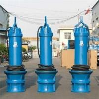 立式排水用潜水轴流泵,汽蚀性好潜水混流泵