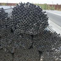 30*30单凹槽管,30*30双凹槽管厂家,凹槽管价格