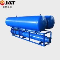 315KW大功率浮筒潜水轴流泵,1140V低电压潜水轴流泵