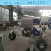 安阳戏滑雪场建设施工 一站式国产造雪机厂家