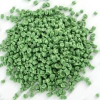 福建厦门供应PP绿色再生料 花盆垃圾桶*聚丙再生料
