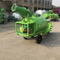 新疆喀什供应三轮式道路清洗洒水雾炮机