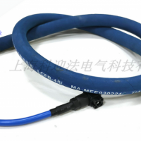 LCYVB-4矿井电液支架钢丝编织橡胶护套连接器