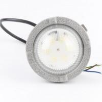 宁波工厂照明LED纯隔爆防爆灯30W实图