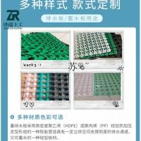 杭州2公分25高排水板(*无纺布)