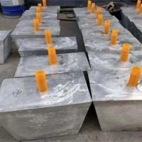 锌铝镉合金牺牲阳极 锌阳极