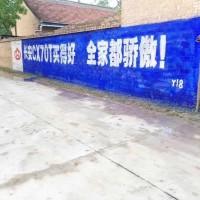 海天酱油眉山墙体广告不断立异勇于革新