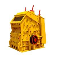 欧版河卵石反击式破碎机结构简单维护方便